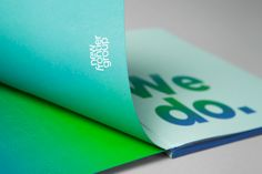 NFG Annual Report 2013 - Publishing on Behance
