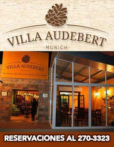 Villa Audebert - Restaurante y Panaderia Alemana en Panamá, Calle 69 San Francisco.