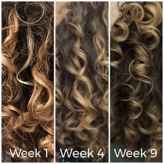 Curly Hair Routine, Curly Hair Tips, Curly Hair Care, Short Curly Hair, Thin Wavy Hair, Layered Curly Hair, Curly Hair Problems, Curled Hairstyles, Natural Curl Hairstyles