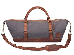 Hey, I found this really awesome Etsy listing at https://www.etsy.com/listing/226043932/canvas-leather-duffle-bag-overnight-bag