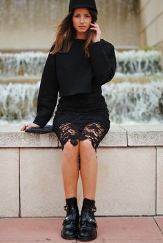 FASHIONVIBE: Craving Lace