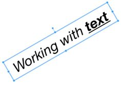 Google Slides - Working with text