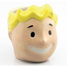 Fallout Tasse Vault Boy bei Close Up