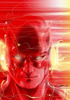 The Flash by Yildiray Cinar *