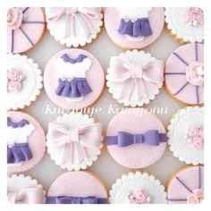 Tasarım Kurabiyeler, Cupcake'ler, Pastalar