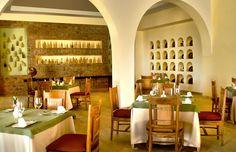 Enjoy a fine dinner in our restaurant - Golden Bear Lodge in Cap Cana