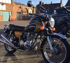 Mint #Honda #CB500 come to visit today beautiful :) smcbikes.com http://ift.tt/2hFBX7W