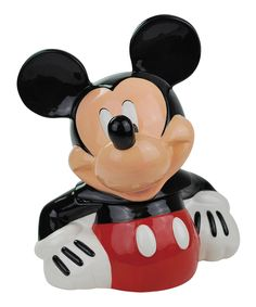 Mickey Cookie Jar | Daily deals for moms, babies and kids