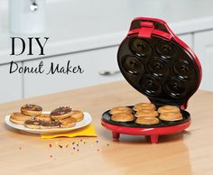 Mini Donut Maker — Hot and Now!
