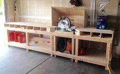 DeWalt DWS780 Miter Saw Station/Bench