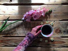 1 hora de Treino ✔️ Passagem pelo mercado para comprar flores ✔️ Pausa para o café, para encher os pulmões de ar e reforçar energias ✔️ Bom dia. Bom dia. Bom dia! #sextafeiradasflores #omeucafédamanha #botanicalpickmeup
