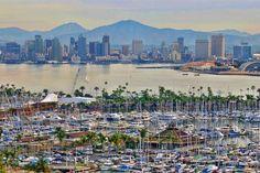 ..my City that I love. San Diego!