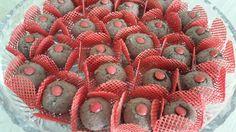 Brigadeiro com chocolate e ovomaltine