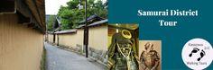 Kanazawa Samurai District Tour
