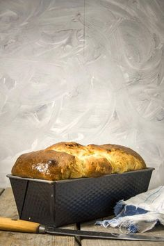 A sourdough Brioche bread with a rich taste of butter, with just a hint of tanginess, surrounded by a golden brown and flaky crust. Brioche Bread, Sourdough Bread, All You Need Is, Bread Tin, Tapenade, Daily Bread, Bread Baking, Bread Recipes, Tasty