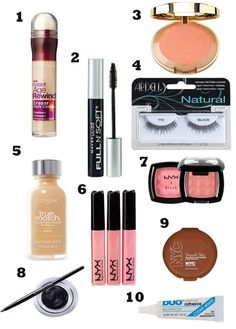 Top Ten Drug Store Products http://glamlifeliving.com/?p=1696#more-1696