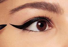 Delineador para Olhos Faces - 3ml