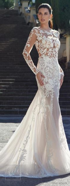 """The Ricca Sposa Wedding Dress Collection 2018 """"Hola, Barcelona! Stunning Wedding Dresses, Bridal Wedding Dresses, Dream Wedding Dresses, Wedding Dress Styles, Beautiful Gowns, Beautiful Outfits, Wedding Dress Accessories, Dream Dress, Dress Collection"""