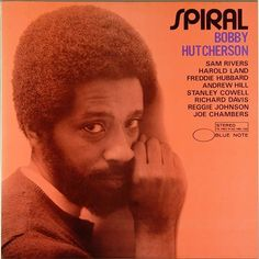"""piece on """"Spiral"""" album. Soul Music, Sound Of Music, Music Is Life, Lp Cover, Vinyl Cover, Cover Art, Bobby Hutcherson, Milt Jackson, Blue Note Jazz"""