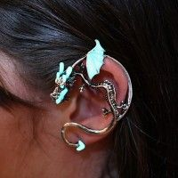 Glow-In-The-Dark Dragon Jewelry 5