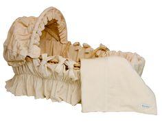 Bedding Set for Moses Basket Organic Cotton by babymosesbasket, $159.00