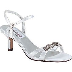 Dyeables -Women's Chic - White Satin  Sears-$68.50
