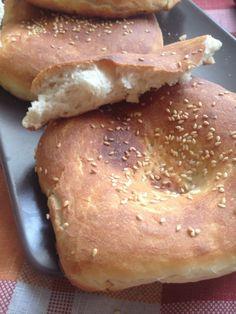 Узбекские лепешки из духовки