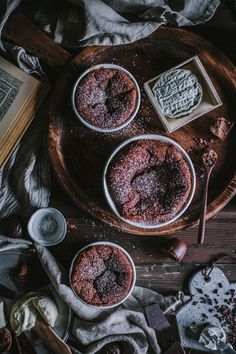 Chocolate & Goat Cheese Soufflé + A Giveaway (via Bloglovin.com )