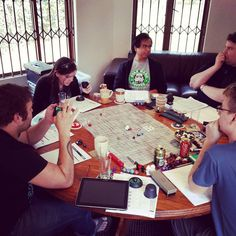 """""""We're knights of the round table we dance when'er we're able"""" #DnD"""