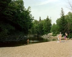 Joel Sternfeld, 'Swift River, White Mountain National Forest, New Hampshire, July', 1980