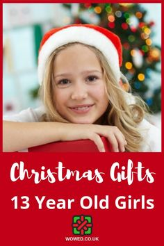 Trying to come up with Christmas gifts for 13 year old girls, but don't know what to buy? We have present ideas that 13 year old girls will LOVE! Christmas Presents For 13 Year Olds, Birthday Presents For Teens, Christmas Gifts For Teen Girls, Presents For Girls, Christmas Fun, Diy Gifts For Boyfriend, Birthday Gifts For Boyfriend, Wish List For Teens, Best Birthday Surprises