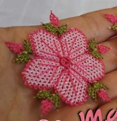 Thread Art, Diy And Crafts, Rings, Kurti, Flowers, Hardanger, Pattern, Ring, Jewelry Rings