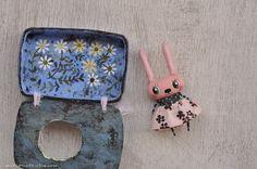 Mirianata - Pink bunny doll