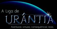 "Logomarca Livro ""A liga de Urântia"""