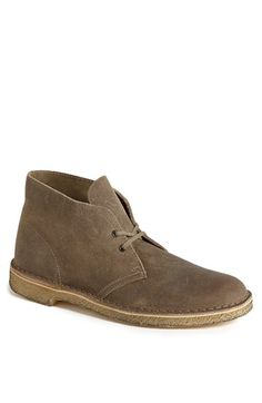Clarks® Originals 'Desert' Boot [Taupe Distressed] available at #Nordstrom