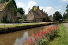 Small villages to visit: Lower Slaughter, England just west of London. Stay at Manor Hotel or Eyford House
