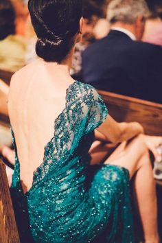 invitada con estilo,moño bajo, las bodas de Tatín