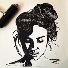 #bickelgrafik#vasco#zurich#design#illustration#lino#linoprint#printmaking#pen#blackandwhite#typography#sketch#drawing