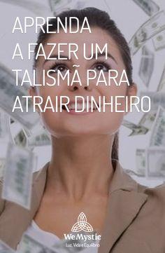 Talismã: Aprenda como preparar um talismã da sorte para atrair dinheiro que deve estar sempre com você. Depois é só esperar a chegada da fartura!