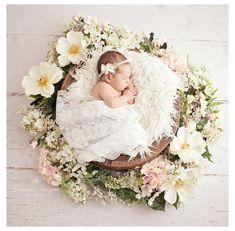 Foto Newborn, Newborn Baby Photos, Baby Girl Photos, Newborn Shoot, Baby Girl Newborn, Baby Pictures, Spring Newborn Photos, Family Pictures, Fall Newborn Pictures