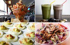 18 Cold Dishes to Help You Beat the Summer Heat - Goode Company Seafood via Facebook; Christin Urso; @malo.ri.3 via Instagram; Snap Kitchen via Facebo...