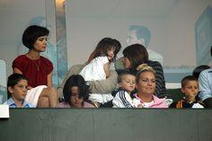 Isabella Kidman-Cruise Pictures - Tom Cruise, Katie Holmes & Family Watch New York Red Bulls v LA Galaxy - Zimbio