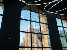 Museo del Novecento - Arengario nel Milano, Lombardia