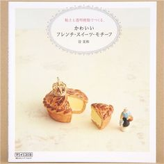 book for crafting French clay sweets 1