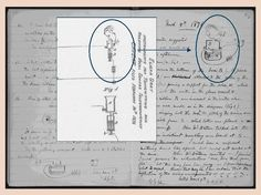 The blue prints on both Alexander Graham Bell and Elisha Gray's inventions of the telephone. Gray was arguing that his patent came before Bell, who eventually got all the credit for inventing the world's first telephone. Alexander Graham Bell, Les Inventions, Biography Project, Us Universities, Deaf Culture, Interesting History, Telephone, How To Apply, Writing