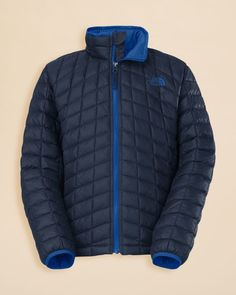 The North Face Boys' ThermoBall Full Zip Jacket - Sizes Xxs-xl