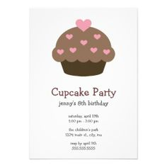 =>>Cheap          Cupcake Birthday Party Invitations           Cupcake Birthday Party Invitations you will get best price offer lowest prices or diccount couponeThis Deals          Cupcake Birthday Party Invitations Here a great deal...Cleck Hot Deals >>> http://www.zazzle.com/cupcake_birthday_party_invitations-161994905991393266?rf=238627982471231924&zbar=1&tc=terrest