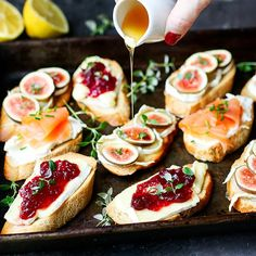 Your Book Club Will Love These Easy but Decadent Crostini | Brit + Co