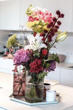 Kitchen flower autum