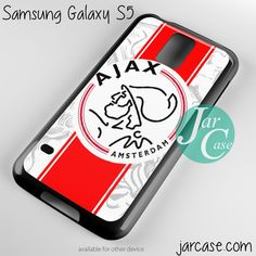 Ajax Amsterdam Phone case for samsung galaxy S3/S4/S5